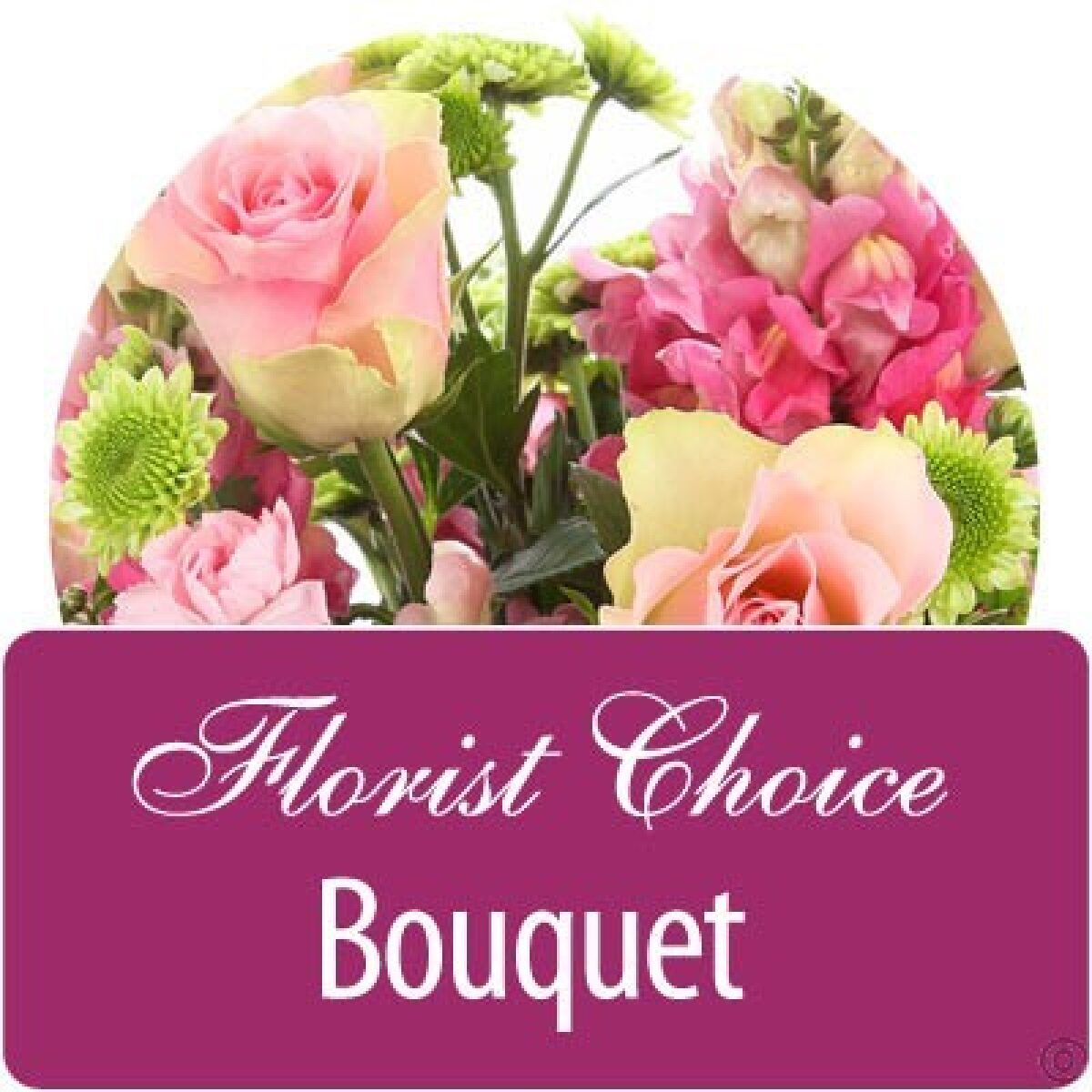 florist choice bouquet one